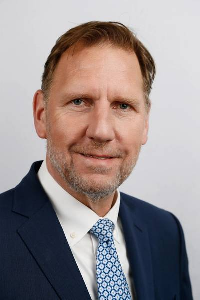 Erwin Kooij (Photo: Peterson Offshore Group)