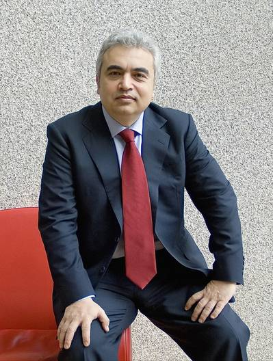 Fatih Birol (Photo: IEA)