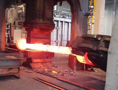 First Subsea gets ABS 2009 Approval for larger R4 steel forgings up to 562mm diameter. (Photo: First Subsea)