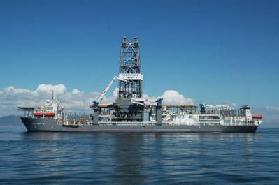 The Guadalupe well was drilled by Transocean's Discoverer India deepwater drillship. (Photo: Business Wire)