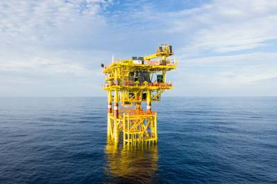For illustration only; An OMV offshore platform in Malaysia -  © OMV Aktiengesellschaft