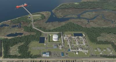 Image: Eagle LNG Partners LLC