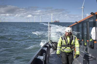 File Image: offshore wind operations in progress (CREDIT: CWind)