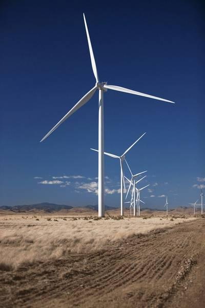 File Image: A Vestas Wind Farm (CREDIT: Vestas)