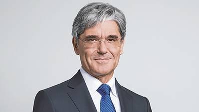 Joe Kaeser (Photo: Siemens)