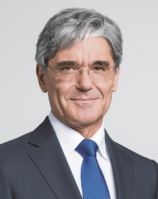 Joe Kaeser (Photo: Siemens)