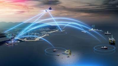 Kongsberg Maritime and Stress Engineering Services form strategic alliance to serve customers within offshore drilling and floating production systems (Photo: Kongsberg Maritime)