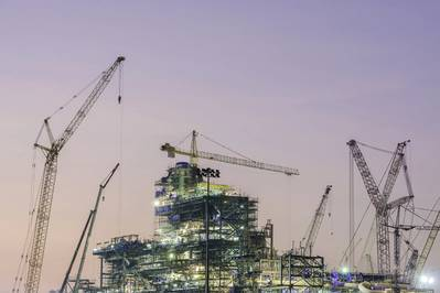 FTR offers procurement, fabrication, FPSO and construction services to the energy industry. (Photo: FTR)