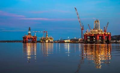 Offshore rigs in Norway - Credit: BjrnKristian/AdobeStock