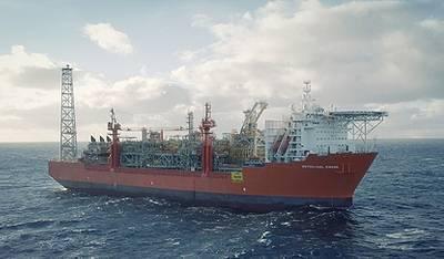 Petrojarl Knarr (Photo: BG Group)