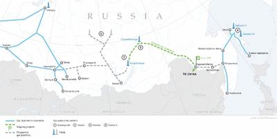 Photo courtesy of Gazprom