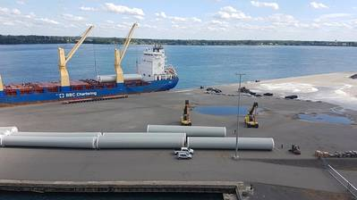 Photo: Port of Johnstown