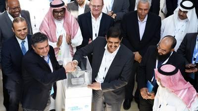 (Photo: Saudi Aramco)