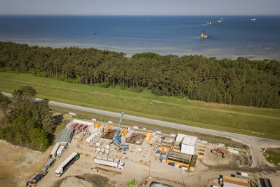 Photo: Nord Stream 2