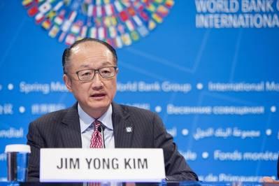 Jim Yong Kim (Photo: World Bank Group)