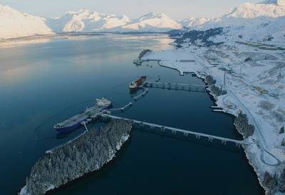The polar adventure-valdez alaska Photo courtesy ConocoPhillips