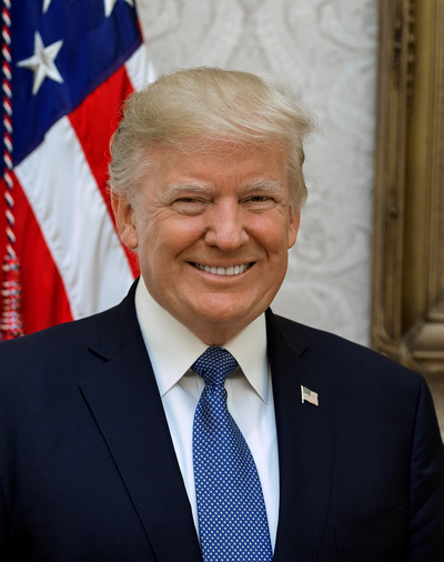 President Donald Trump  (Photo: The White House)