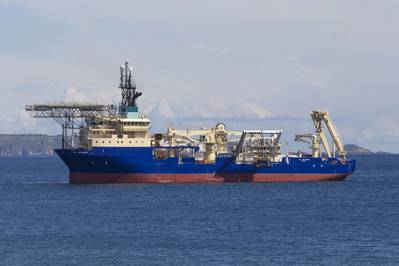 CS Recorder (Photo: Global Marine Group)