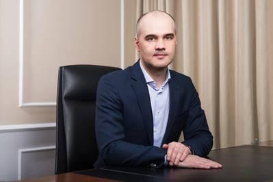 Roman Miroshnichenko  (Photo: Gazpromneft Marine Lubricants)