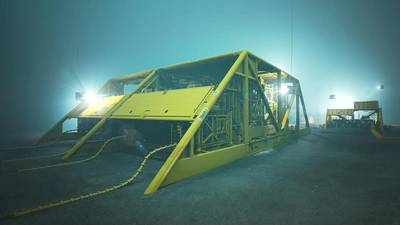 Åsgard – Solving One of Subsea's Biggest Challenges Photo Aker Solutions