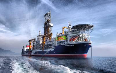 Stena Forth (Photo: Stena Drilling)