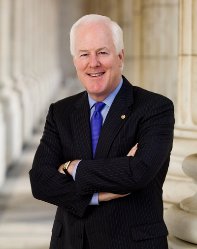 Texas Senator John Cornyn (Photo: John Cornyn Senate)