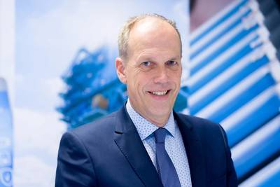 Hans Timmers, chairman of the NWEA. Photo: Port of Rotterdam