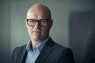 Torgrim Reitan, Statoil's head of U.S. operations (Photo: Ole Jørgen Bratland / Statoil)