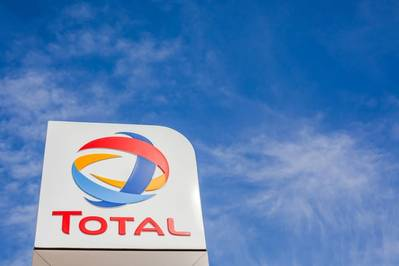 Total Logo - Image by dvoevnore/AdobeStock