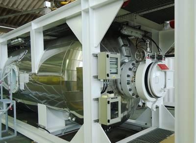 Unique Hydra's Purpose-Built HRF System (Photo: UMG)