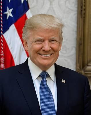 Ο Πρόεδρος των ΗΠΑ Ντόναλντ Τράμπ (Φωτογραφία: Λευκός Οίκος)