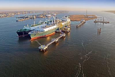 Изображение: Golar LNG