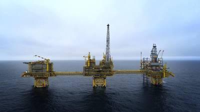 При добыче на плато в 100 000 баррелей нефтяного эквивалента в день (баррелей в сутки), Culzean будет обеспечивать около 5% потребления газа в Великобритании (Фото: всего)