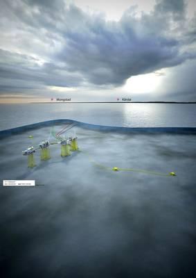 Файл изображения: оффшорное месторождение Statoil's Johan Sverdrup (КРЕДИТ: Statoil)