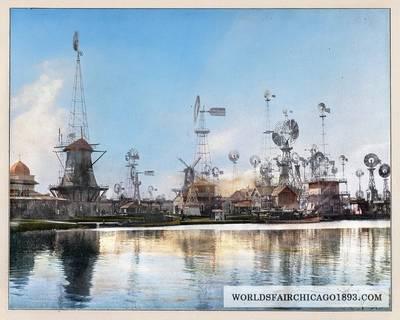 クレジット:Worldsfairchicago1893.comの許可を得て使用