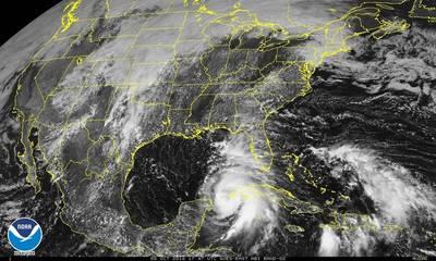 (Изображение: NOAA)