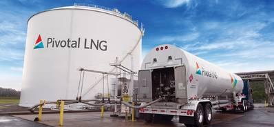 (Фото: основной сжиженный природный газ)
