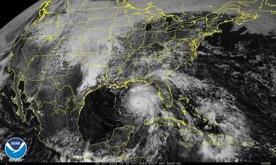 (Imagem: NOAA)