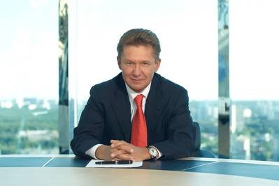 Alexey Miller (Foto: Gazprom)