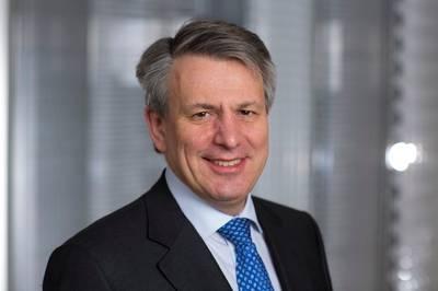 Chefe do Executivo Ben van Beurden (Foto: Shell)