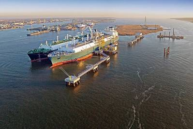 Foto: Golar LNG Limited