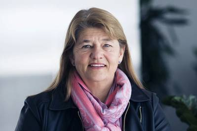 Margareth Øvrum (Foto: Ole Jørgen Bratland / Statoil)