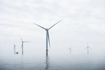Parque eólico Dudgeon offshore (Foto: Ole Jørgen Bratland / Statoil)
