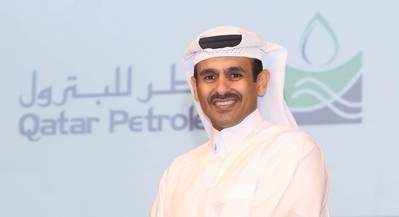 Saad Sherida Al-Kaabi。照片:卡塔尔石油公司