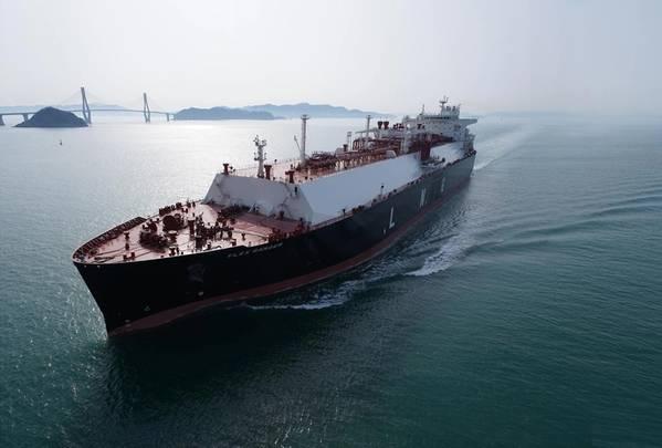 Изображение: Flex LNG