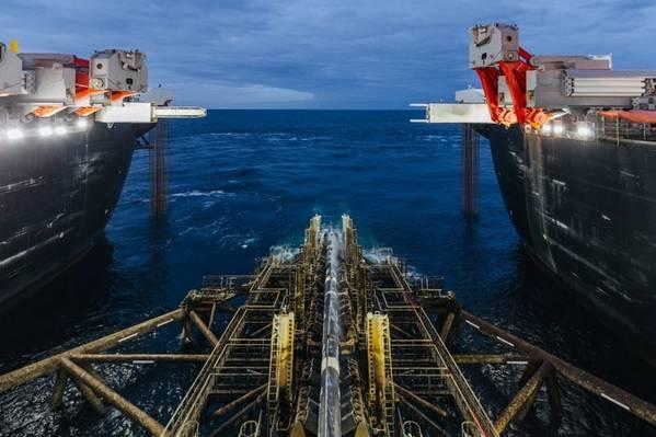 Пионерский трубопроводный трубопровод. Фото: Управление информации, ОАО «Газпром»