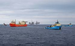 Фотография: Служба поставок Maersk