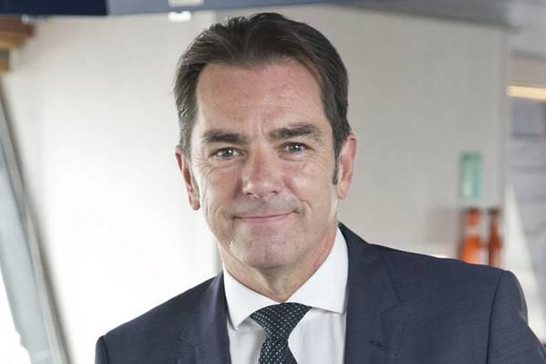 ビービー・オフショアの最高経営責任者、ハワード・ウッドコック(写真:ビービー・オフショア)