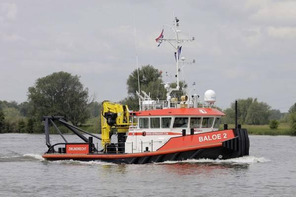 写真:Damen Shipyards