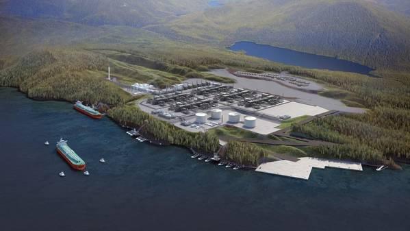 施設のコンセプト - イメージはあくまでも説明のためのものです。 Image:Exxon Mobil Corporation